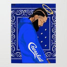 Nipsey Poster