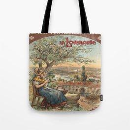 Vintage poster - France Tote Bag
