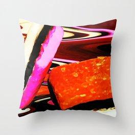 Cocoa Throw Pillow