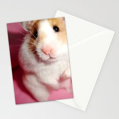 Pixi the Hamster: Love Edition Stationery Cards
