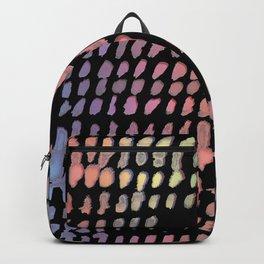 rainbow strokes Backpack