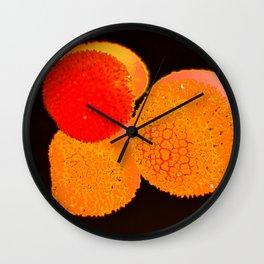 Lychee 2 Wall Clock