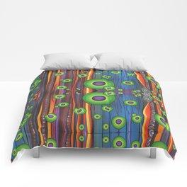 MexTriptic Comforters