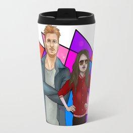 Together on the Road Travel Mug