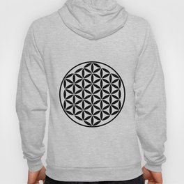Pure Energy The Flower of Life Hoody