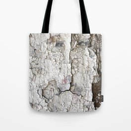 White Decay I Tote Bag