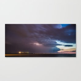 Thor's Maritime Day Canvas Print