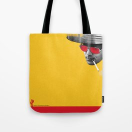 Hunter S. Thompson Tote Bag