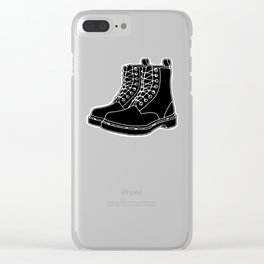 Kickers Clear iPhone Case