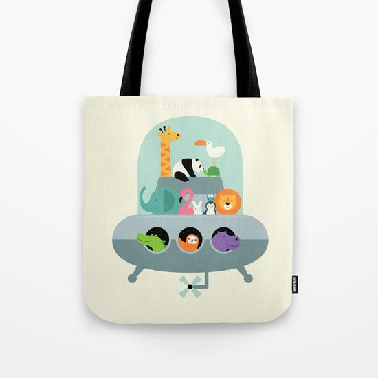 Expedition Tote Bag