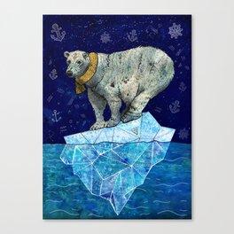 Stellar Edge Canvas Print