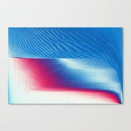 0V3RT4K3 Canvas Print
