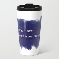 To the Stars that Listen (White) - A Court of Mist and Fury Travel Mug