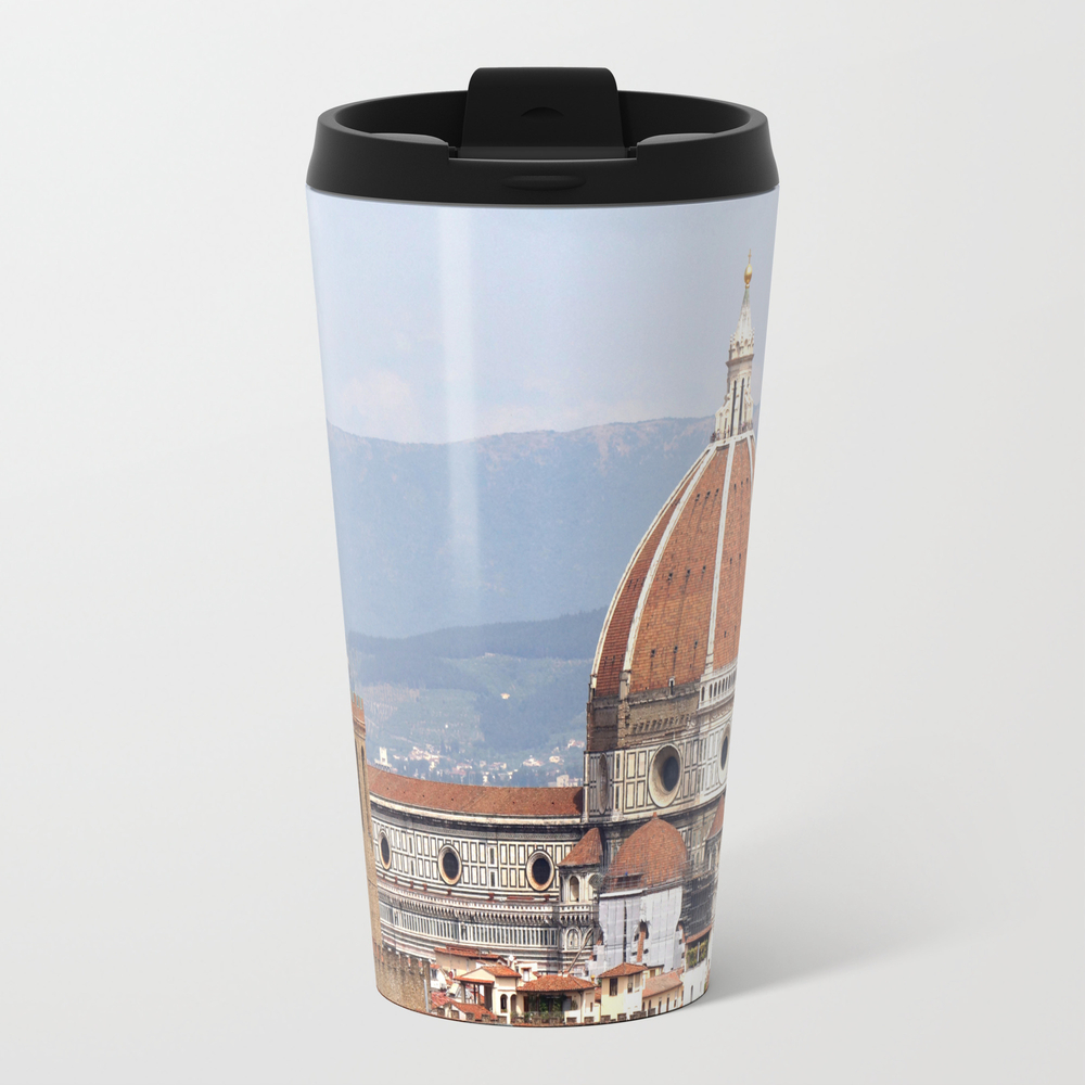 Florence Cathedral Dome Photography Travel Cup TRM8061375