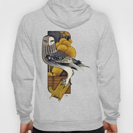 Stylish Owl Hoody