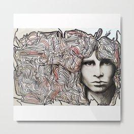 Cerebral freedom (Ode to JDM) Metal Print