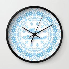 Merry Christmas! 10 Wall Clock