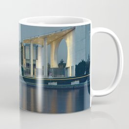 Kanzleramt Berlin Coffee Mug