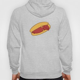 Hot Dog Dachshund Hoody