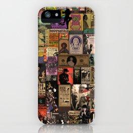 Rock n' roll stories II iPhone Case
