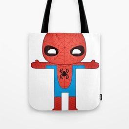 SPIDER MAN ROBOTIC Tote Bag