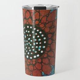 Kate's Flower Batik Travel Mug