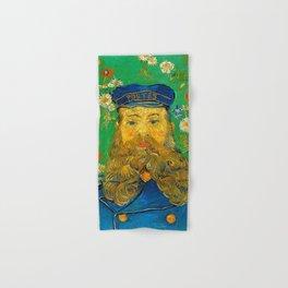 PORTRAIT OF JOSEPH ROULIN - VINCENT VAN GOGH Hand & Bath Towel