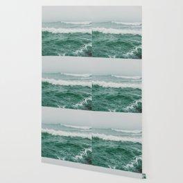 Foggy sea Wallpaper