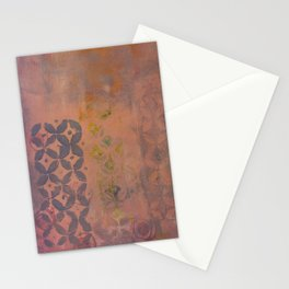 Lavender and Rose Stationery Cards
