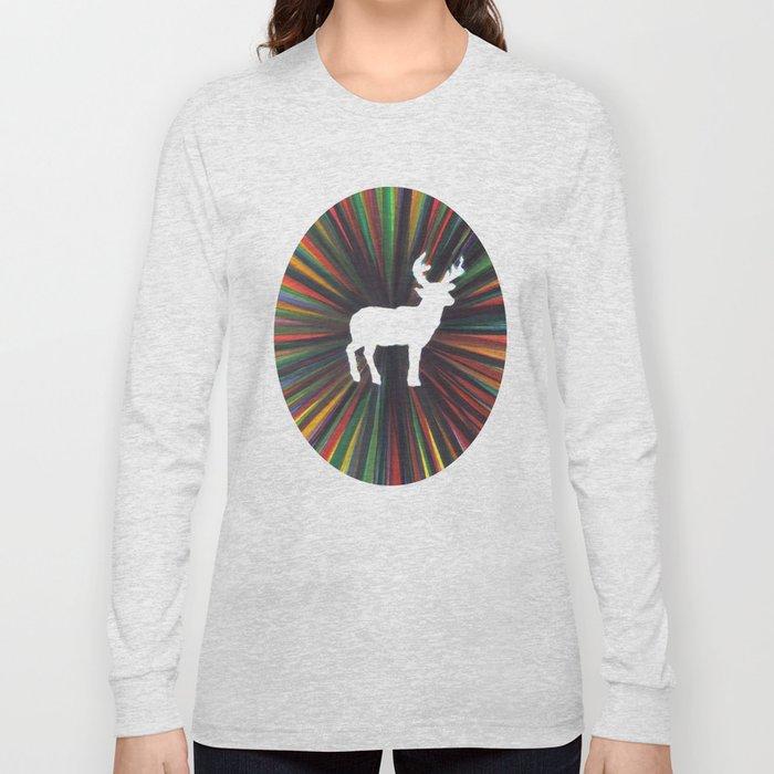 young deer Long Sleeve T-shirt
