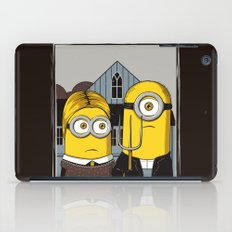 Minion Gothic iPad Case