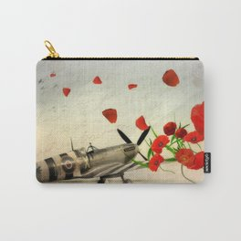 Fighter Command Tribute - Spitfire Carry-All Pouch