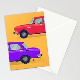 Moskvich 412 Stationery Cards