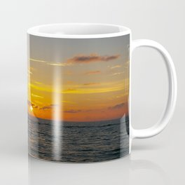 Ocean Sunset in Naples, Florida Coffee Mug