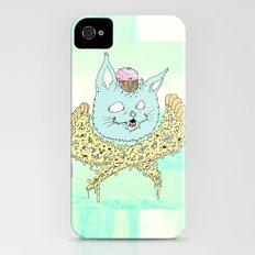PIZZACAT I iPhone (4, 4s) Slim Case