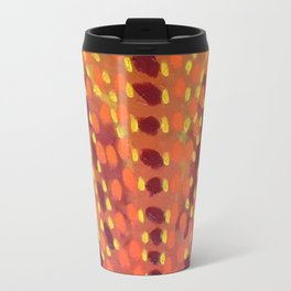 Fire and Flames Travel Mug