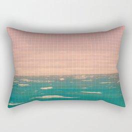 Don't Drift Rectangular Pillow