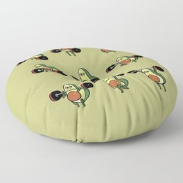 OLYMPIC LIFTING  Avocado Floor Pillow