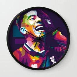 Roberto Firmino Wall Clock