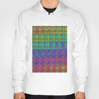 squirtle Hoodies featuring Squirtle Spectrum by pkarnold + The Cult Print Shop
