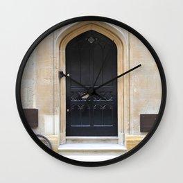 Doors Oxford 4 Wall Clock