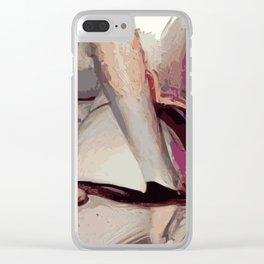 Tied Clear iPhone Case