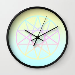 Decanomie Wall Clock