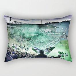 Timbers Goal Rectangular Pillow