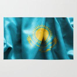 Kazakhstan Flag Rug