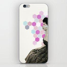 Wallflower iPhone Skin