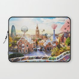 Magic BCN Laptop Sleeve