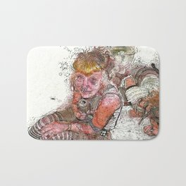 Best buds Bath Mat