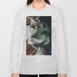 The Dynamics of Water Long Sleeve T-shirt