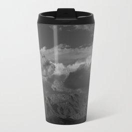 Virgin Mountains - B & W Travel Mug